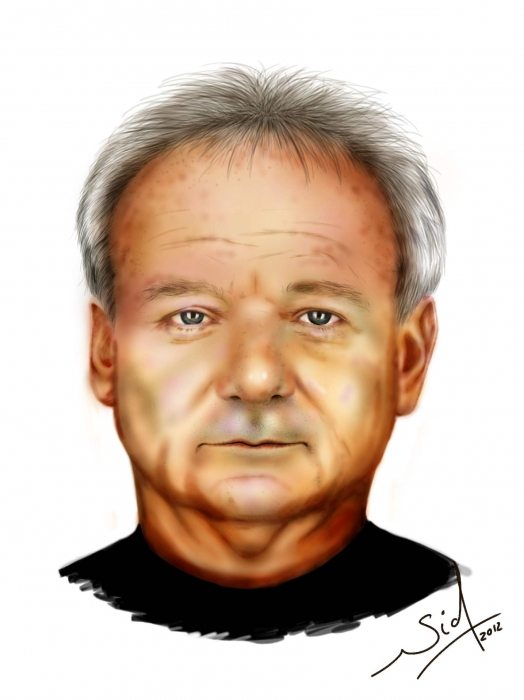 Bill Murray by 3alilou